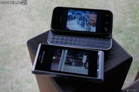 S60 5th对决 SE SATIO VS NOKIA N97mini