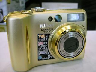 尼康7900 Gold