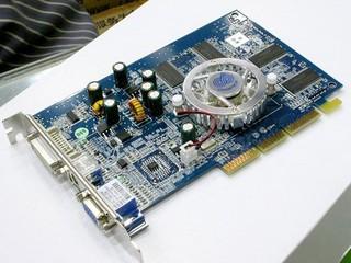 承启GeForceFX 5200 256MB