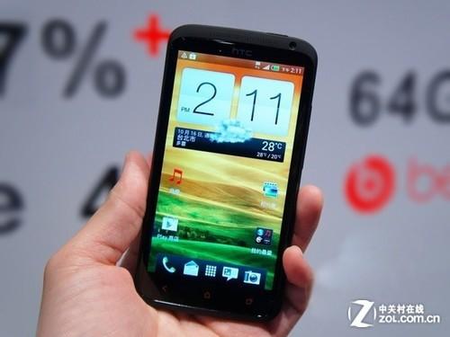 欧洲上市HTC One X+预装HTC Sense 4+