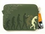 艾华士29226 14寸笔记本电脑内胆袋(橄榄绿进化)