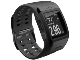 TomTom 耐克NIKE+SportWatch GPS运动腕表Powered by TomTom(黑 含Apple传感器)