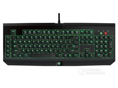 Razer 黑寡妇蜘蛛隐形版2013机械键盘