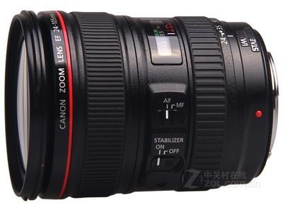 【限时抢购】佳能 EF 24-105mm f/4L IS USM 特价3700元、等效焦距38-168mm,IS影像稳定器3级,环形USM,内对焦,全时手动对焦,