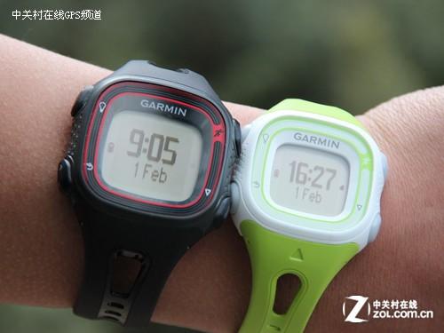 跑步机搬到户外 Garmin入门新款腕表