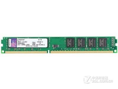 金士顿 2GB DDR3 1600(KVR16N11S6/2)