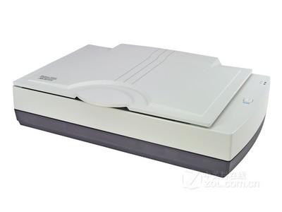 中晶 FileScan 1960XL 彩色 A3幅面 专业文档扫描仪