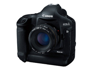 佳能EOS-1D Mark III