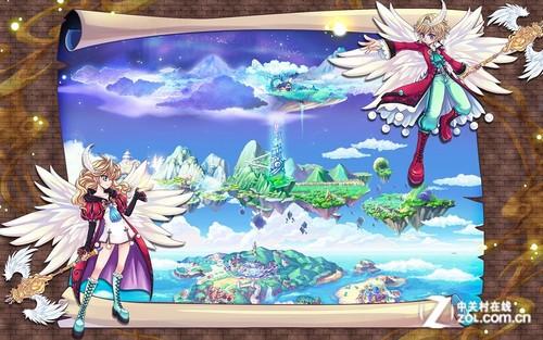 休闲网络游戏《彩虹岛》来袭 暑假陪你嗨翻天