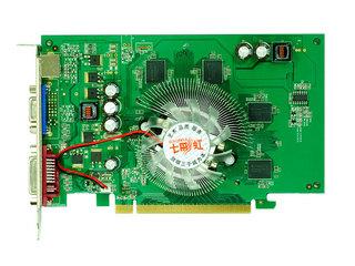 七彩虹天行7300GT-GD3 CF黄金版 256M T20