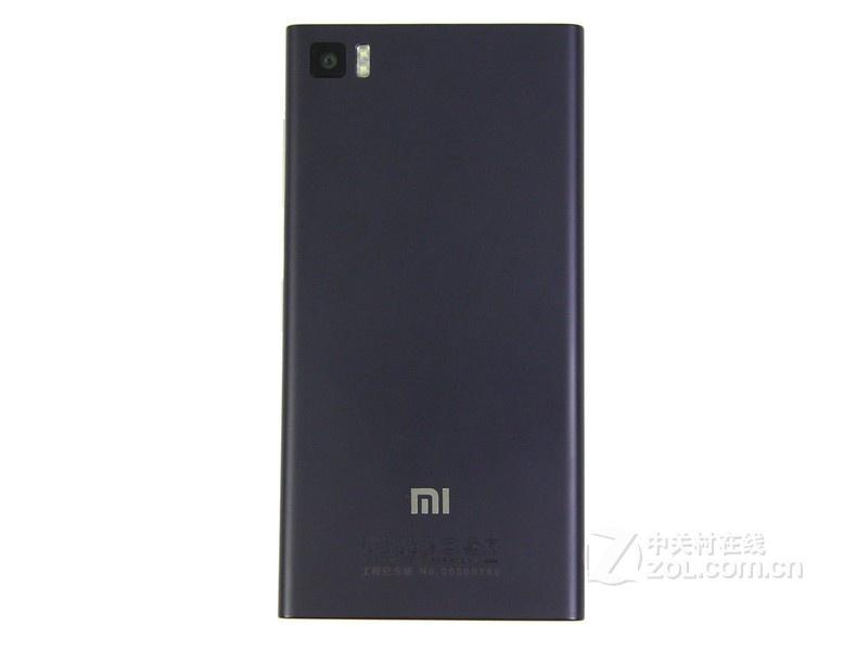 小米3(Mi3/移动3G)整体外观图