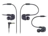 铁三角ATH-IM50耳麦 (最大功率200mW 动圈耳机 灵敏度108dB) 天猫424元