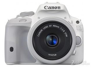 佳能100D白色限量版套机(40mm)