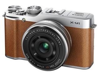 富士X-M1套机(XF27mm)