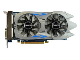 影驰GeForce GTX 750Ti 大将
