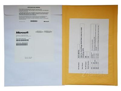 Microsoft Win Pro 7 简体中文授权 (单品)