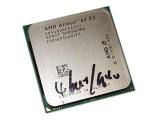 AMD 速龙64 X2 4600+(散)