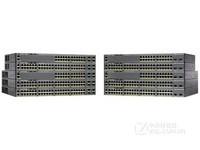 cisco/思科WS-C2960X-48TS-L千兆48口交换机带4SFP光口机架式