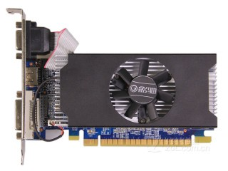 影驰GeForce GTX 750Ti Mini