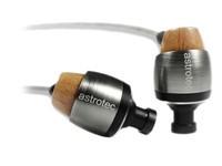 阿思翠AM800耳机 (入耳式 动圈 HIFI 银灰色) 京东官方旗舰店223元