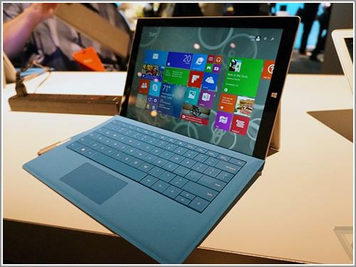 """""""有大无小"""" 微软Surface新品深度解析"""
