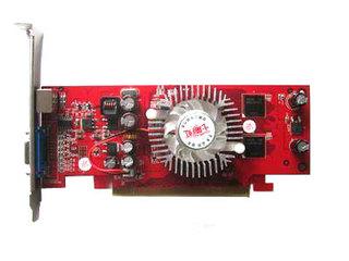 七彩虹天行7200GS 网吧快车PCI-E版