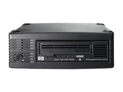 代理行货 HP StorageWorks Ultrium 448E SCSI外置磁带机(DW017B) LTO2外置磁带