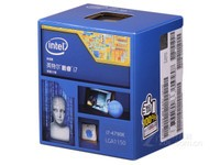 Intel/英特尔 i7 4790k cpu 1150接口酷睿四核盒装处理器支持win7
