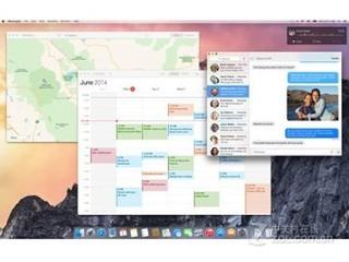 苹果OS X Yosemite