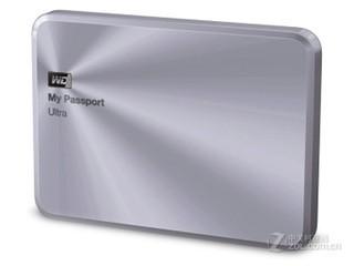 西部数据My Passport Ultra 金属版 1TB(WDBTYH0010BSL)