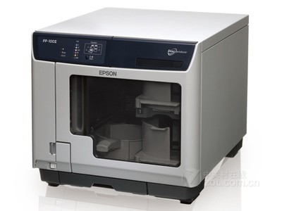 爱普生 PP-100II全自动光盘打印刻录机 光盘印刷刻录机 100片DVD/CD光盘打印刻录机 EPSON官方授权代理商!