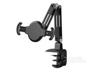 TOPSKYS 夹具式双臂防盗旋转伸缩升降IPAD平板电脑支架IPC200