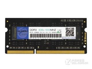 光威战将笔记本 8GB DDR3 1600