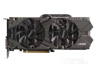 影驰GeForce GTX 770黑将