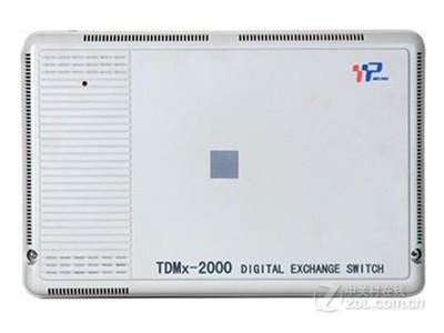 WP TDMx-2000E(4外线,32分机)