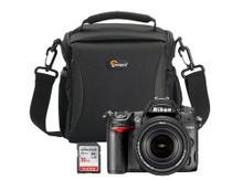 尼康D7000单反数码相机带18-140mm VR镜头套装(送相机包+16GB闪存卡)