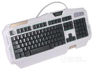 新盟曼巴狂蛇XM-K33游戏键盘