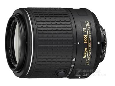 【尼康特约经销商】尼康 AF-S DX Nikkor 55-200mm f/4-5.6G VR II 仅售:900元