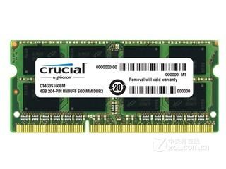 英睿达4GB DDR3 1600(CT4G3S160BM)