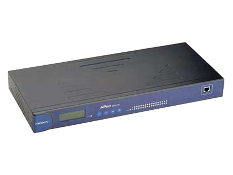 MOXA NPort 5610-16(16口RS-232)