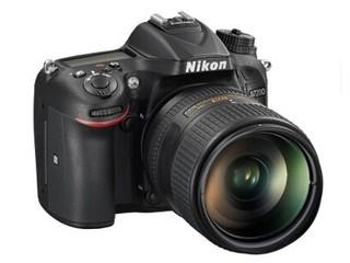 尼康D7200套机(18-200mm VR II)