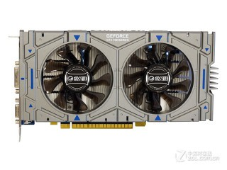 影驰GeForce GTX 750Ti骁将