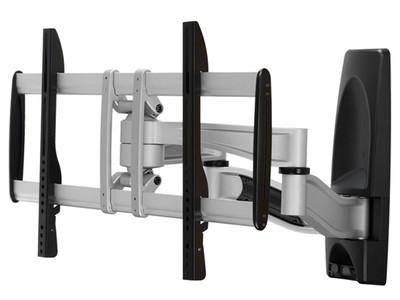 TOPSKYS 双旋臂伸缩式旋转铝合金液晶电视壁挂架A6041