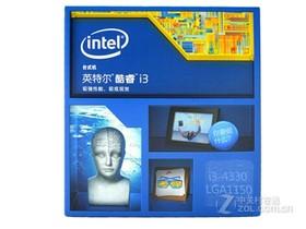 Intel 酷睿i3 4330