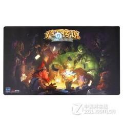 魔兽世界游戏鼠标垫 超大尺寸设计