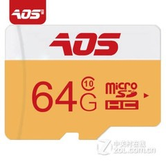 傲石Micro SD(TF)卡 class10(64GB )