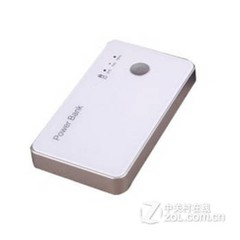 2015新款手机充电宝苹果三星充电宝 微型行车记录仪 高清车载移动电源录像 手机移动电源 白色