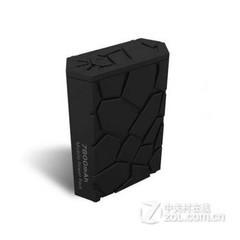 拙石户外防水耐摔防尘移动电源-黑色