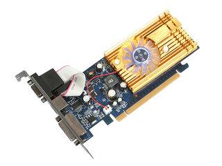 影驰Geforce 8400GS