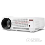 轰天砲(HTP) LED系列投影仪 家用3d高清 电脑无线同屏wifi 便携投影机 LED86+WiFi版